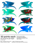Seawing adopts (HELP PLEASE!) by IceArctix
