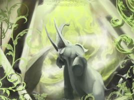 An_Holy-Elephent by SWATKats