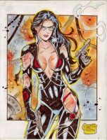 BARONESS by RODEL MARTIN (02222015) by rodelsm21