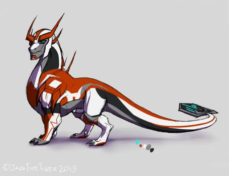 DF: TFP Ratchet by JazzTheTiger