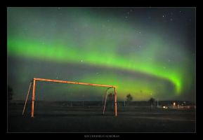 Soccer Field Auroras by tfavretto