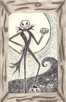 Jack Skellington by Shaynihx