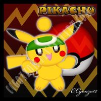 PikachuChao by CCgonzo12