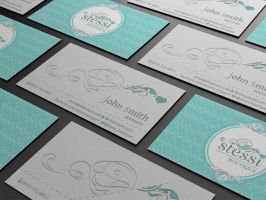 Stessi Boutique Business Card by ristovicmilos