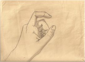 hand by forgot-to-be-human2