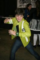 Ben 10 at the Puerto Rico-CC by X-Rho-X
