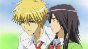 Kaichou Wa Maid-sama E01 2 by AnimESuckeR