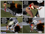 New Adventures of Wonder Woman #1 Pg 23 by mercblue22