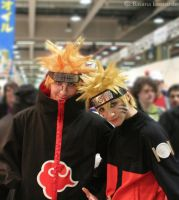Naruto and Pain Friends_BL by Leox90