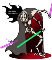 General Grievous by piyo119