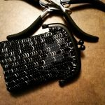 Chainmaille Coin Purse by NebulaDraconian