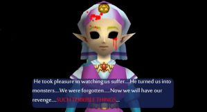 Warui Zelda - Such terrible things by comicmast