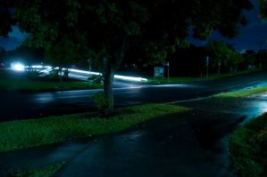car lights - Long Exposure .3 by DeMarco-Design