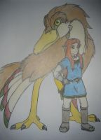 Tayla and Topaz Colour by Varethyn