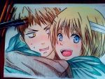 What.. Armin?! by DoreiShounen