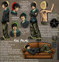 Kai Paek Reference by Faitherix