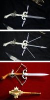 Prop Scale Pistol Crossbow by TimBakerFX