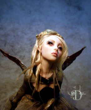 Steampunk Princess face  A by cdlitestudio