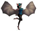 :PC: Bat Girl by Suesanne