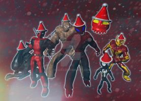 Happy Christmas from Dead82 by dead82