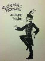 MCR - Black Parade by blikiller