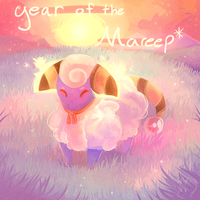 Year of the Mareep 2015