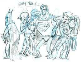 Guy Talk_rough by tombancroft