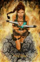 Tomb Raider: Fire Drop cover by NightWish666