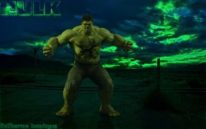 Hulk By Guilherme by guidomingos