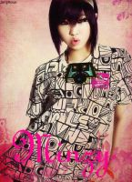 Gong Minzy by JangNoue