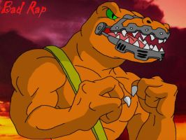 Bad Rap - by Spino2006 by Extreme-Dinosaurs