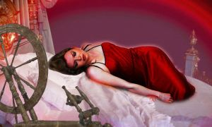 Seven Disney Sins: Sloth (Sleeping Beauty) by SavvyRed