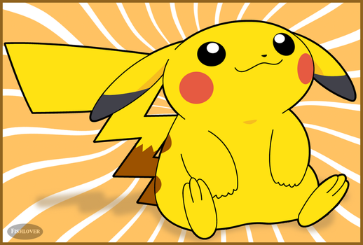 Pika Pika by Fishlover