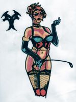 Mistress marker sketch by fischgeist