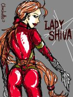 Lady Shiva for SoG by chochotte