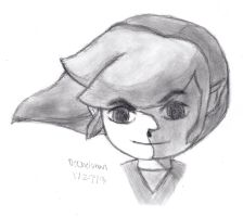 Toon Link by DrChrisman