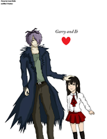 Garry and Ib by xxxMind-Freakxxx
