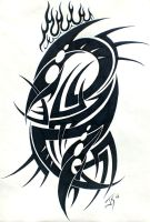 Upper Arm Tribal by JTeddy71