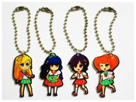 Charm School Charms by Popo-Licious