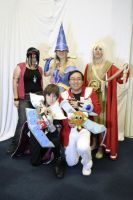 Yugioh Masquerade group by Mangamad