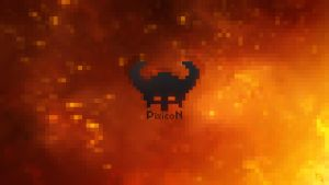 Pixicon Logo by Xiox231