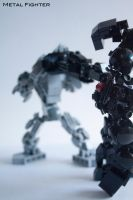 Real Steel by JohnHo-TheLegoArt