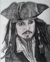 jack sparrow by leenadwish