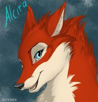 Happy Birthday Alcira by RukiFox