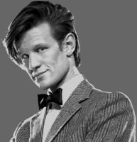 Dr. Who Matt Smith Paint By Number Art Kit by numberedart