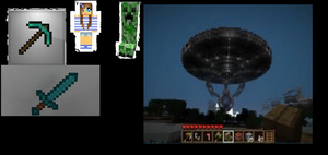 Some Minecraft stuff i found on the internet by CommandoBlade