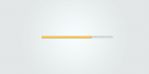 Progress Bar PSD by suraj78