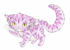 Cheshire by artemis1087