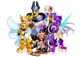 The Family of Nightmares by ultimatemaverickx