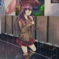 Rainy Day by Vocaloid23